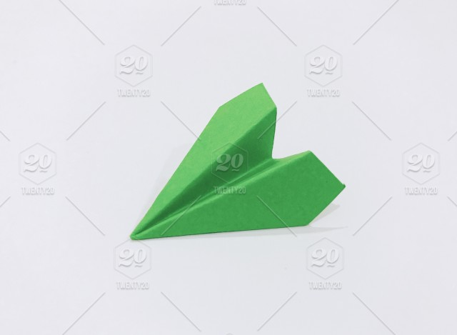 Colorful paper plane or origami airplane icon set - Vector ... | 469x640