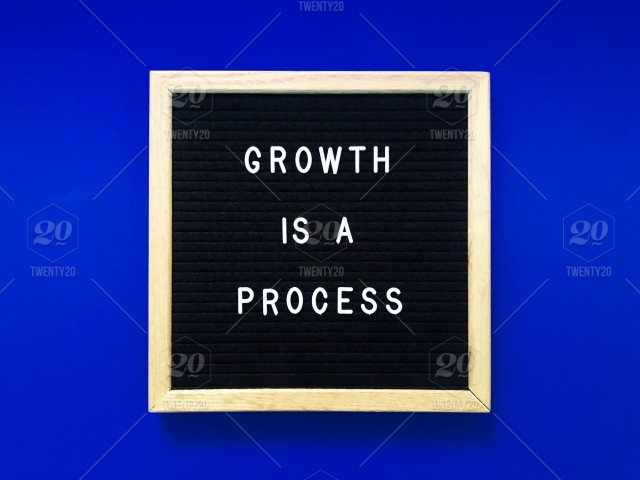 growth is a process stock photo adab acf f ac