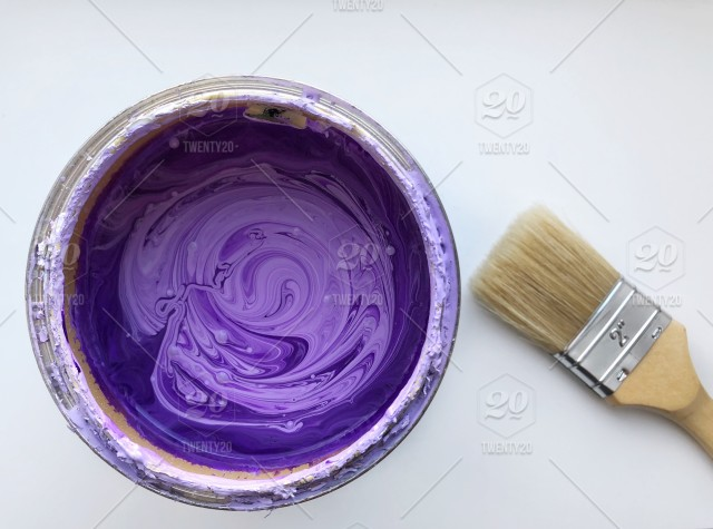 Purple Bank With Paint Purple Brush Wall Painting Wall Pink Wall Remodeling Home Remodeling Remodeled Home Decor Home Improvement Paint Brushes Brush Strokes Brush Stroke Painted Stock Photo 455e3733 0649 4112 9a4e Aa2d263cc95c