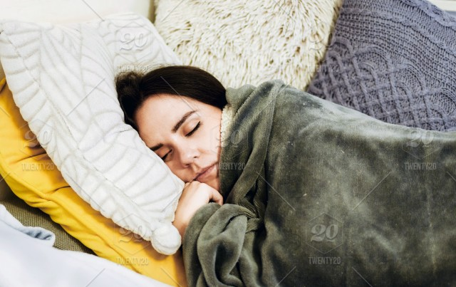Cozy quilt for napping