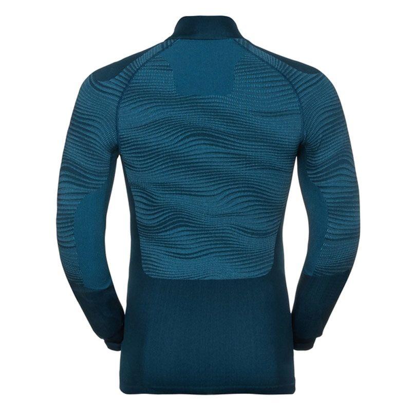 Odlo   Herren   Top Turtle Neck Neck Neck 1 2 Zip Long Sleeve   Funktionsshirts 3d6959
