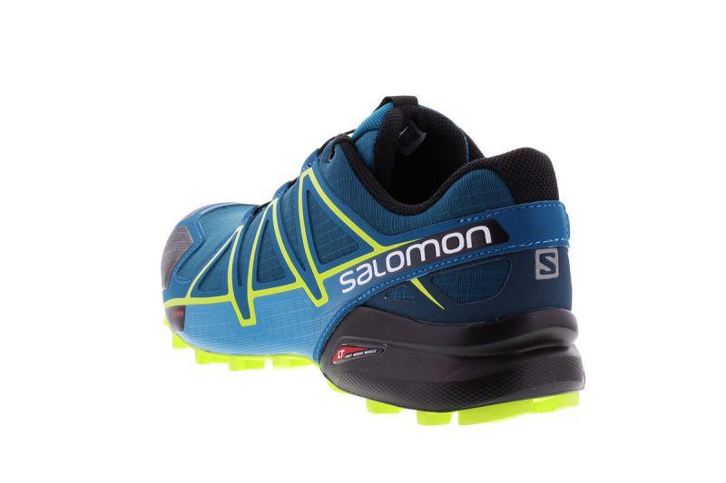 Details zu Salomon   Herren   Speedcross 4   Laufschuhe