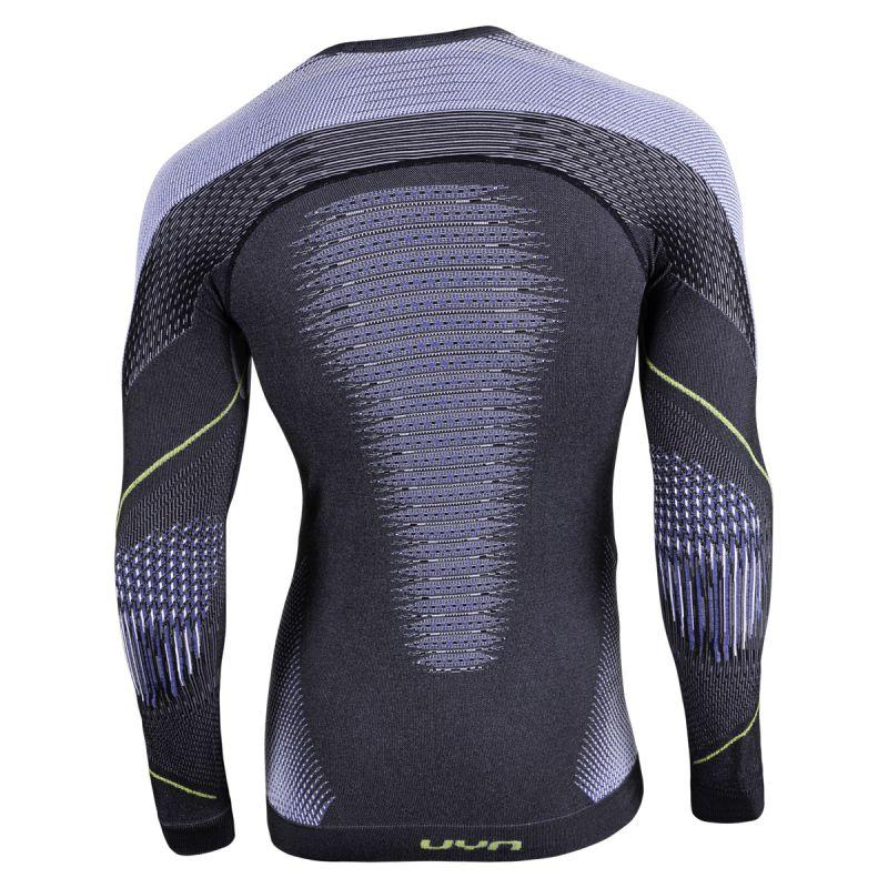 UYN | Herren | | Herren Evolutyon Uw Shirt Long Sleeve Melange | FunktionsunterwaescheShi 867dae