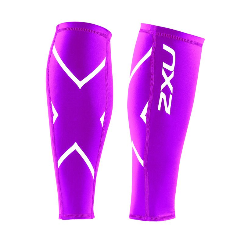 2XU-Unisex-Erwachsene-Compression-Calf-Guards-ArmundBeinlinge