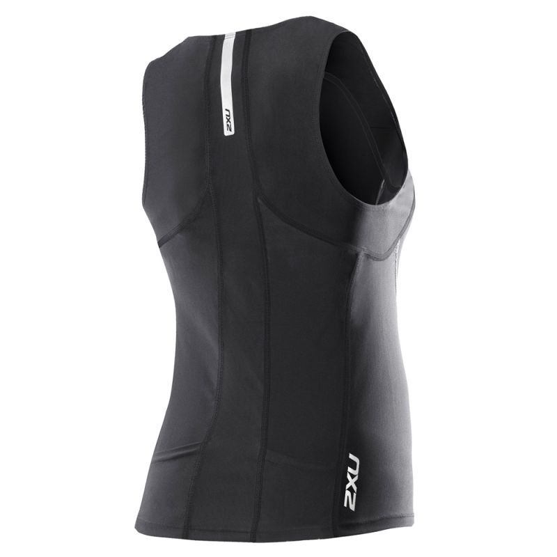 2XU | Damen Damen Damen | Active Tri Top | Triathlonshirts 6a856a