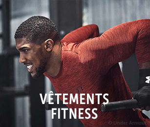 Vêtements fitness