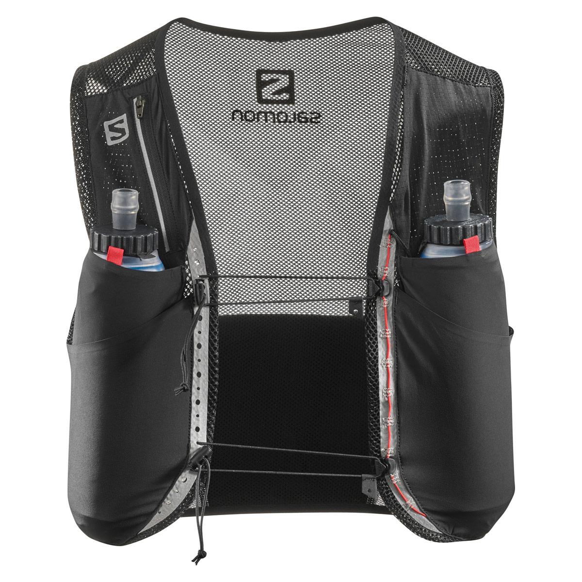 best service 695d4 adaed Salomon S-Lab Sense 2 Set - Backpacks - Black