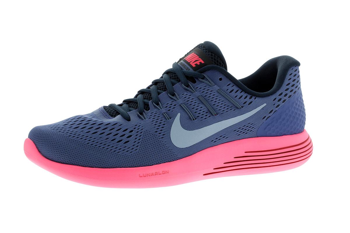 wholesale dealer eee60 bf5cb Nike Lunarglide 8 - Running shoes for Women - Blue
