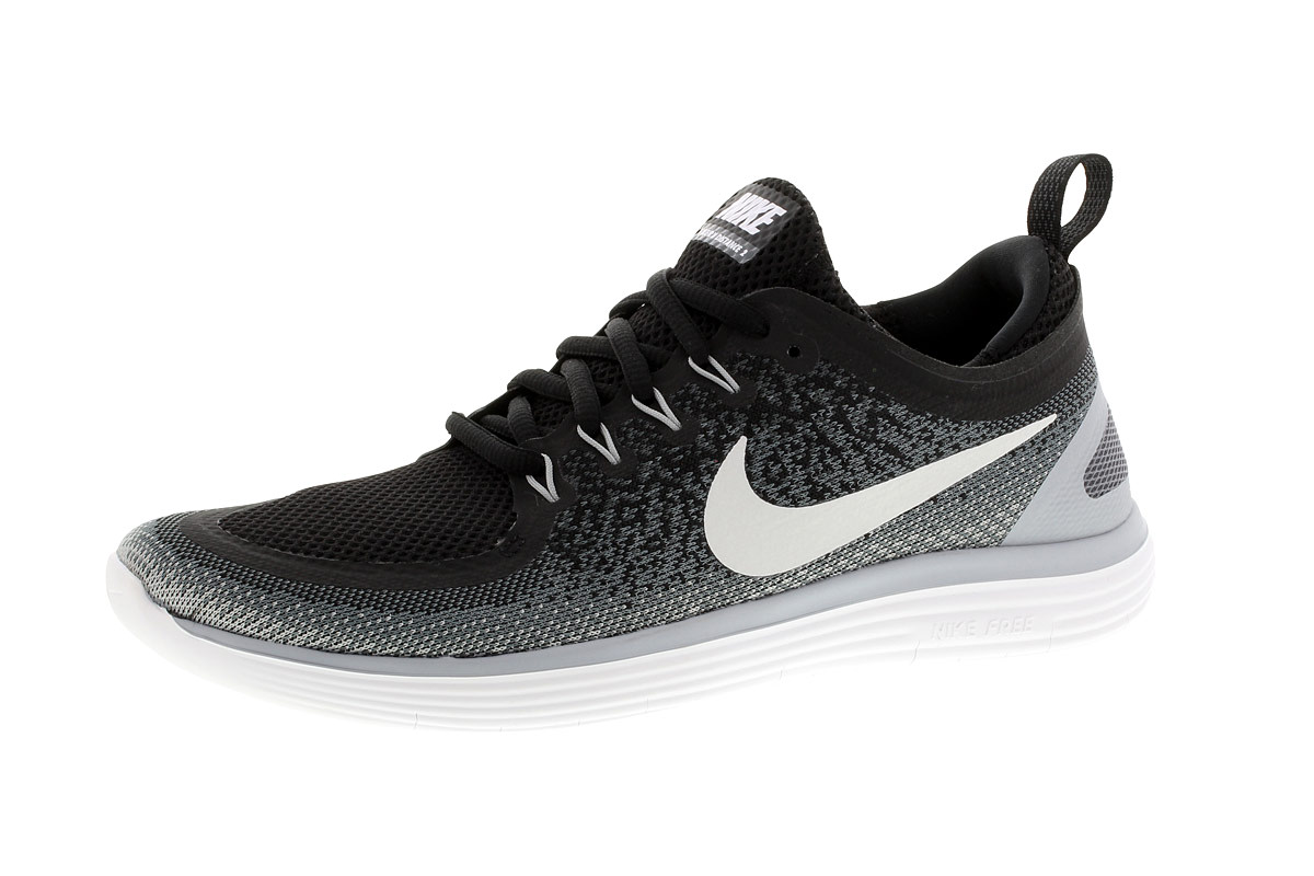 bb8d044f6f57fd Nike Free RN Distance 2 - Running shoes for Women - Black
