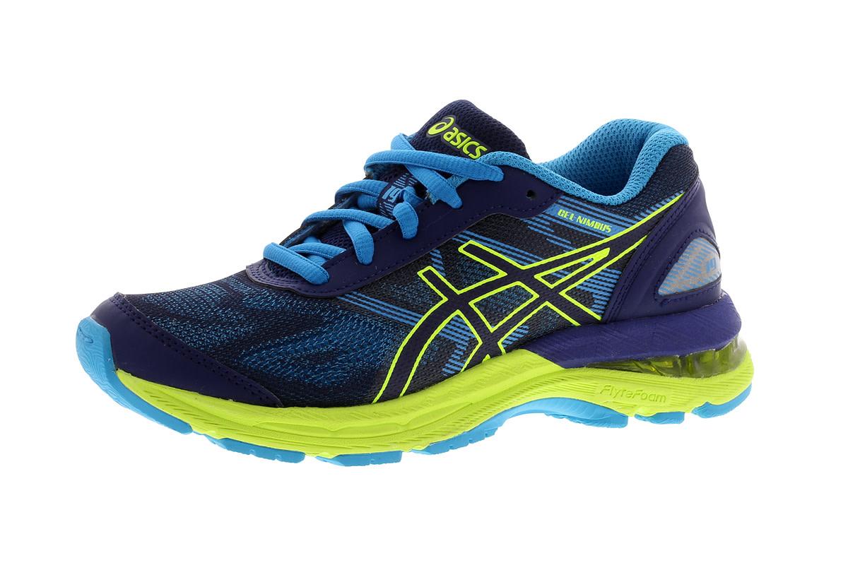 acheter pas cher fadf5 5ad07 ASICS GEL-Nimbus 19 GS - Running shoes - Black
