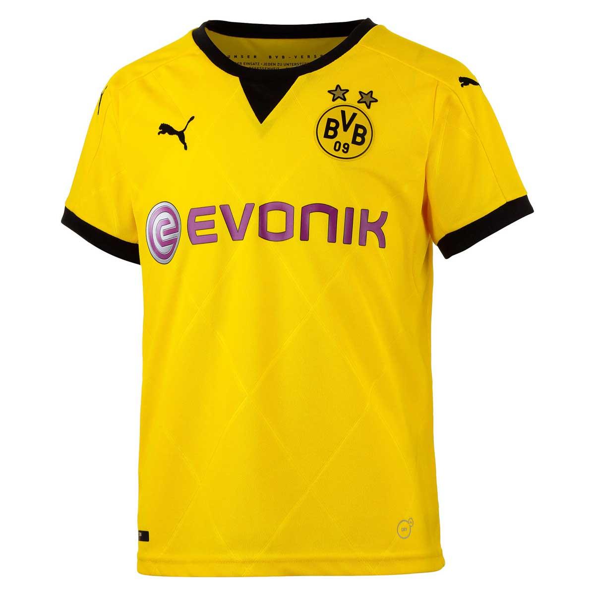280c90175b1 Puma Borussia Dortmund Int'L - T-Shirts for Men - Yellow | 21RUN