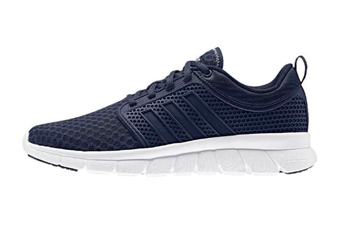 adidas Cloudfoam Groove Sneaker - Sneaker für Damen - Blau