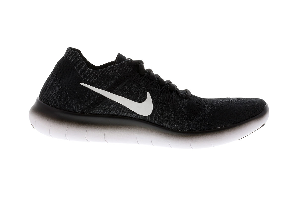 low priced 29ea9 82999 Nike Free RN Flyknit - Running shoes for Women - Black   21RUN