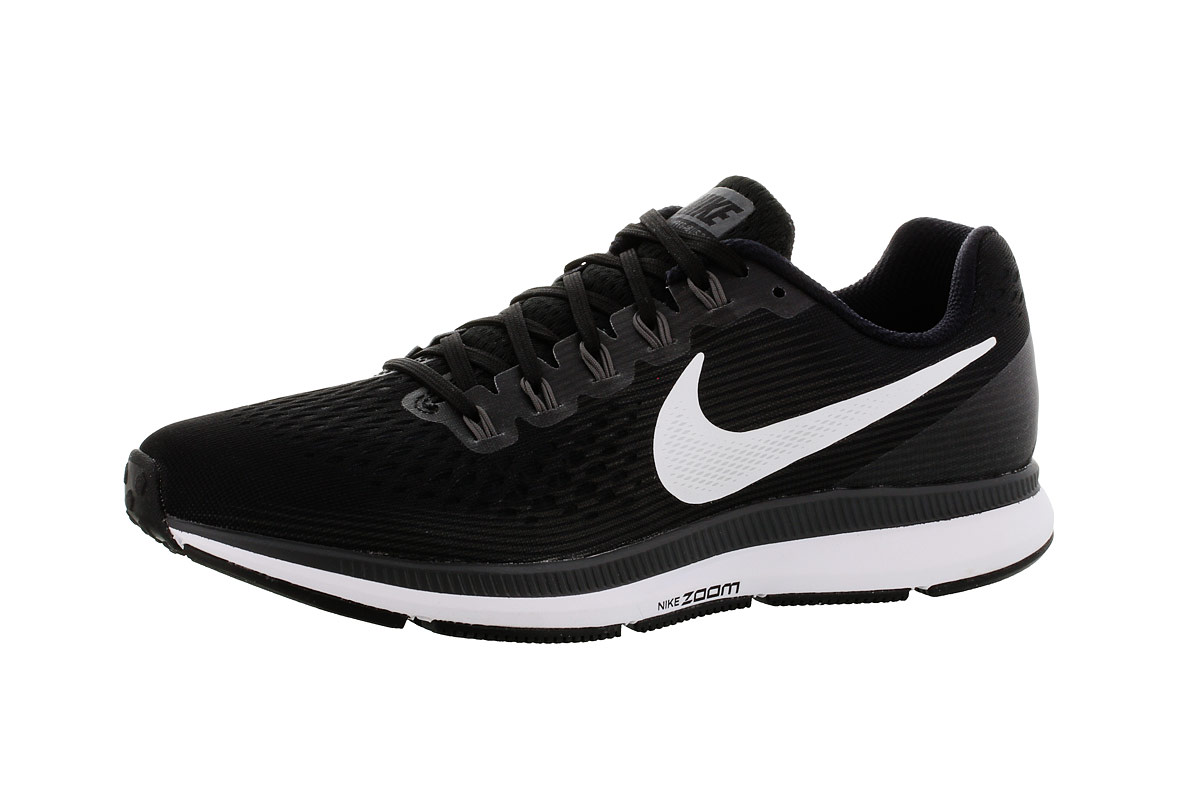 Nike Air Zoom Pegasus 34 - Laufschuhe für Damen - Schwarz