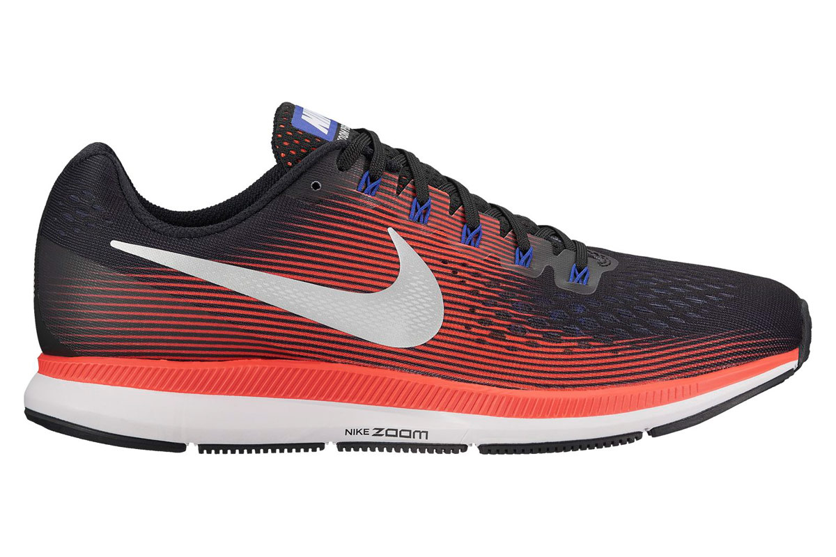 on sale 6b65f 59e38 Nike Air Zoom Pegasus 34 - Chaussures running pour Homme - Orange   21RUN