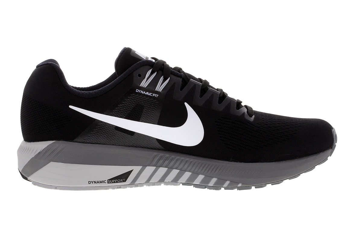 online store 86f39 41cd9 Nike Air Zoom Structure 21 - Running shoes for Men - Black