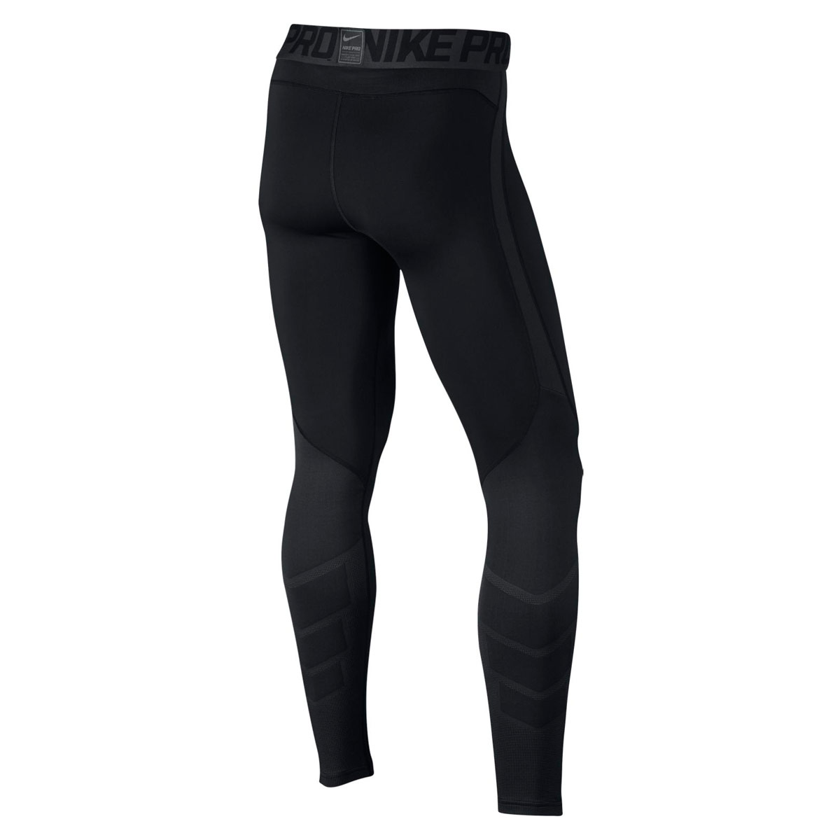Splinternye Nike Pro Hyperwarm Tights - Functional underwear for Men - Black JQ-23