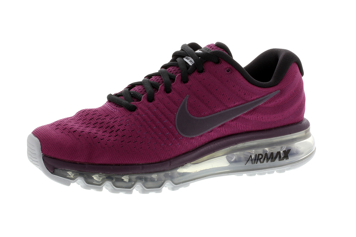 photos officielles cc276 30b58 Nike Air Max 2017 - Chaussures running pour Femme - Rouge