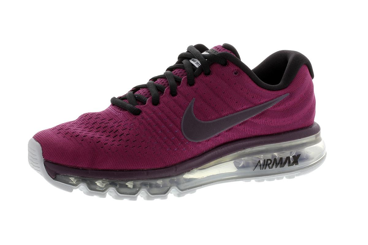 Nike Air Max 2017 - Laufschuhe für Damen - Rot