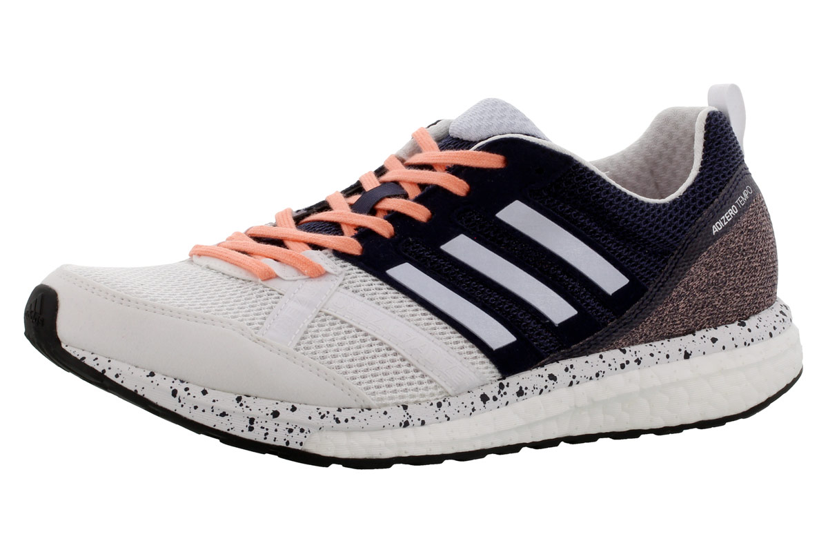 first rate 64bcf e74ad adidas adiZero Tempo 9 - Running shoes for Women - White