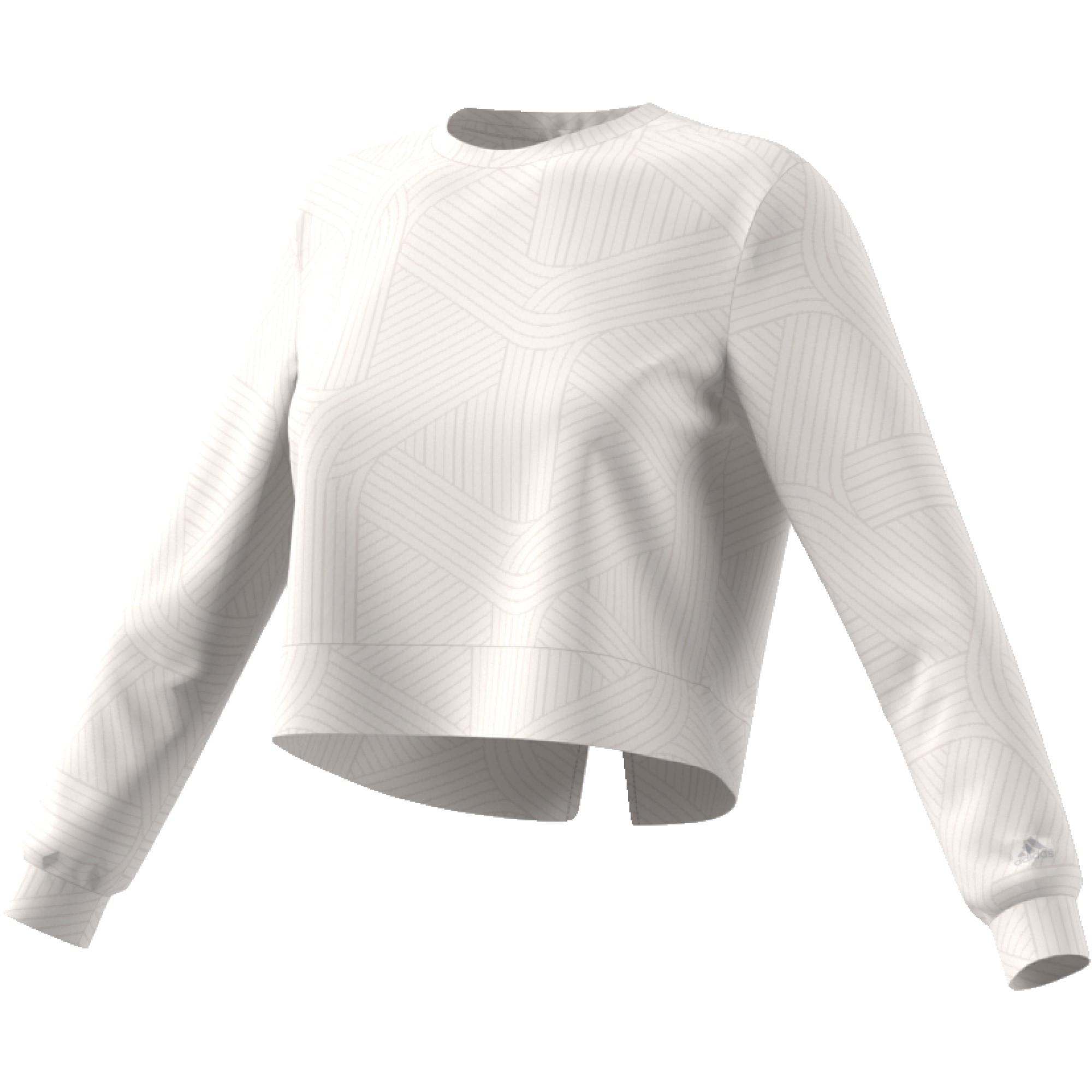 fdcacead502 Adidas Black And White Sweatshirt Womens