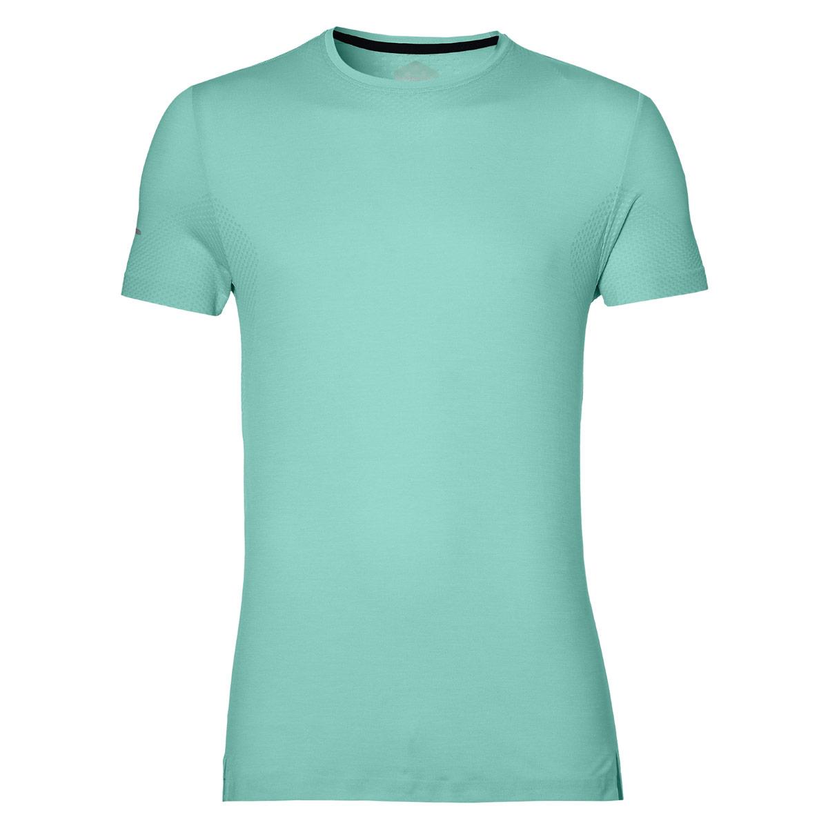 80b3524d3ce1 ASICS Seamless - Running tops for Men - Green