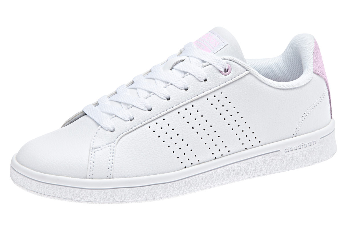 buy online ffbdd 47b2a adidas neo Cf Advantage Cl - Baskets pour Femme - Blanc   21RUN