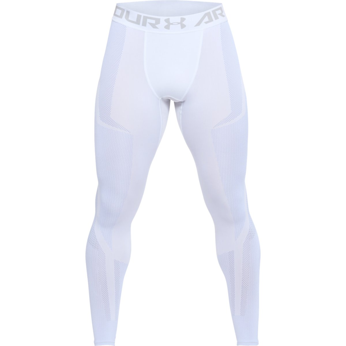 ac434f958bb6c5 Under Armour Threadborne Seamless Legging - Running trousers for Men -  White | 21RUN