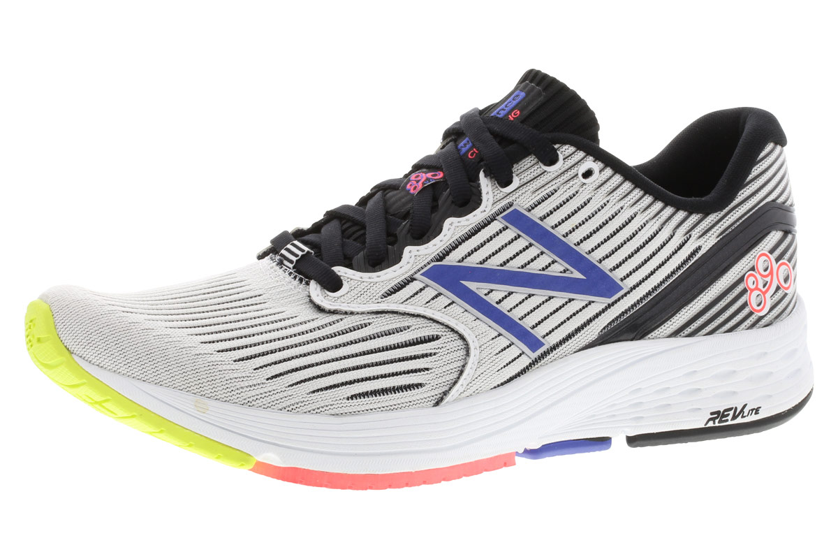 Blanc Femme 890 New V6 Chaussures Pour Relaunch Balance Running Tqa07