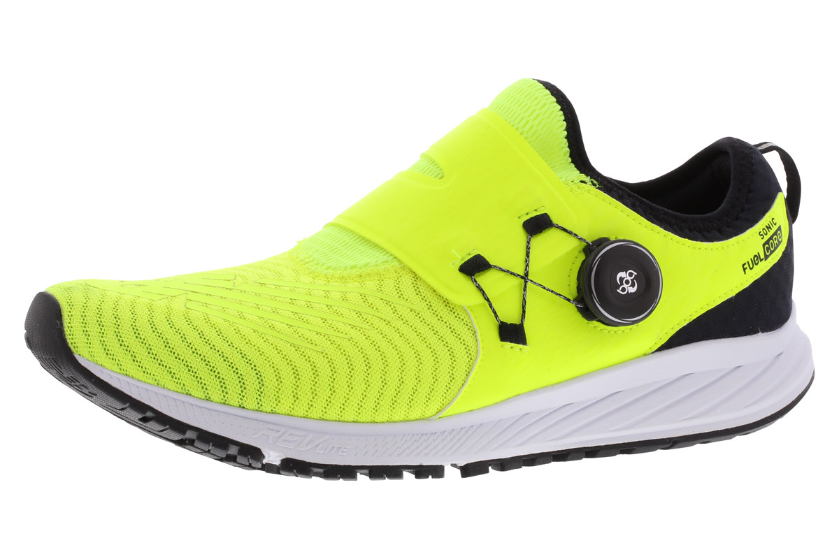fa631d251b48 New Balance FuelCore Sonic - Chaussures running pour Homme - Jaune | 21RUN