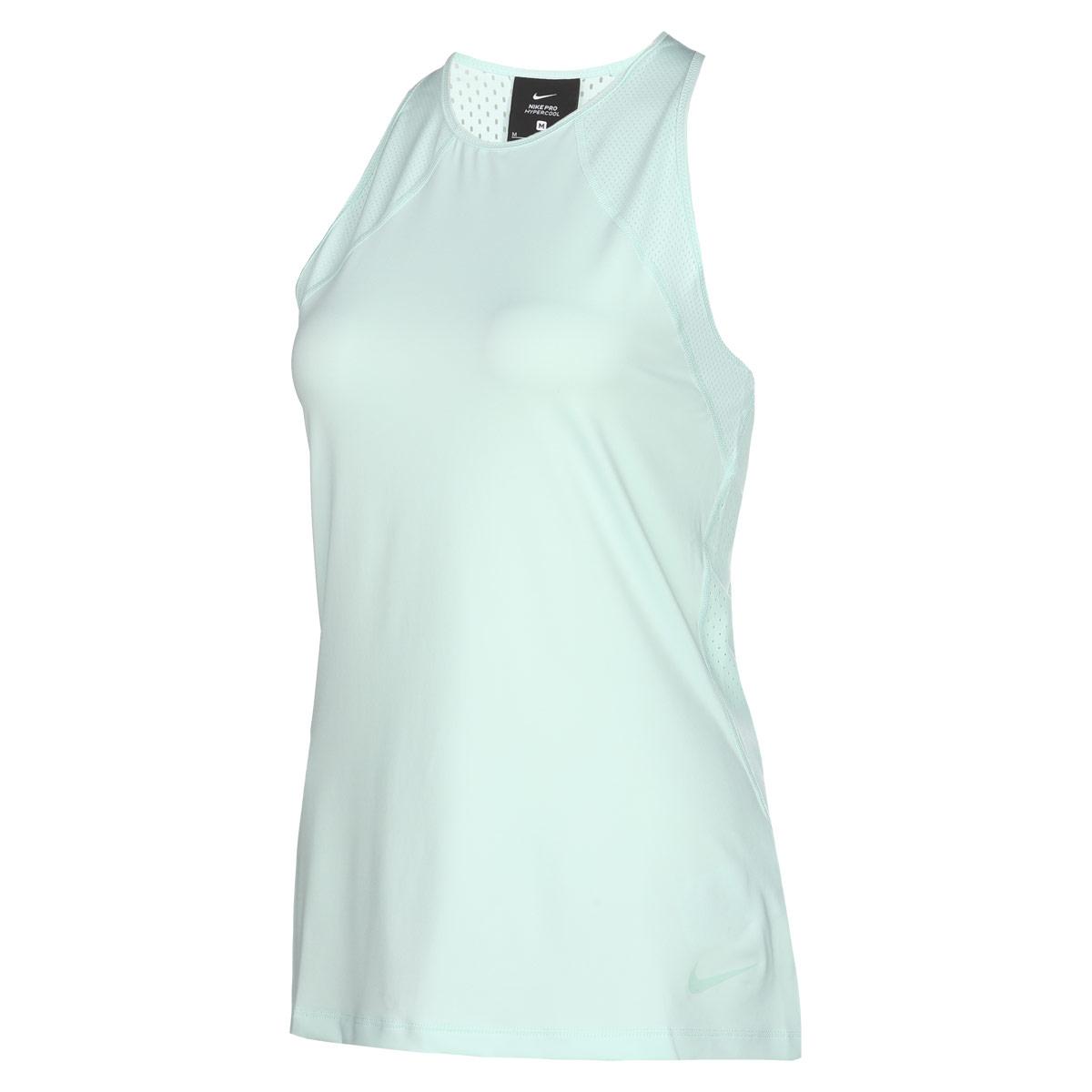De Pro Tank Hypercool Nike Fitness Camisetas Para Azul Mujer 3jLScR54Aq