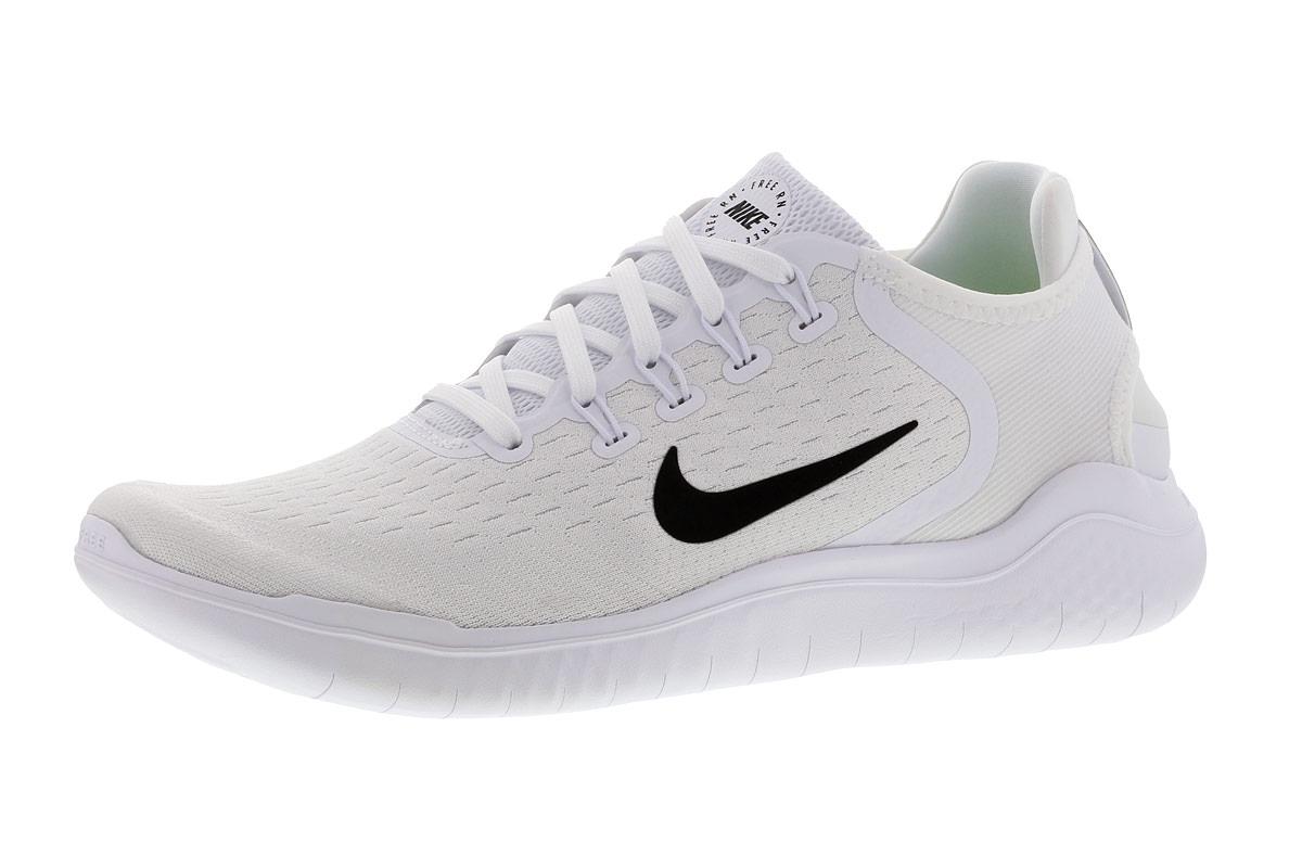 Nike Free RN 2018 - Laufschuhe für Herren - Weiß