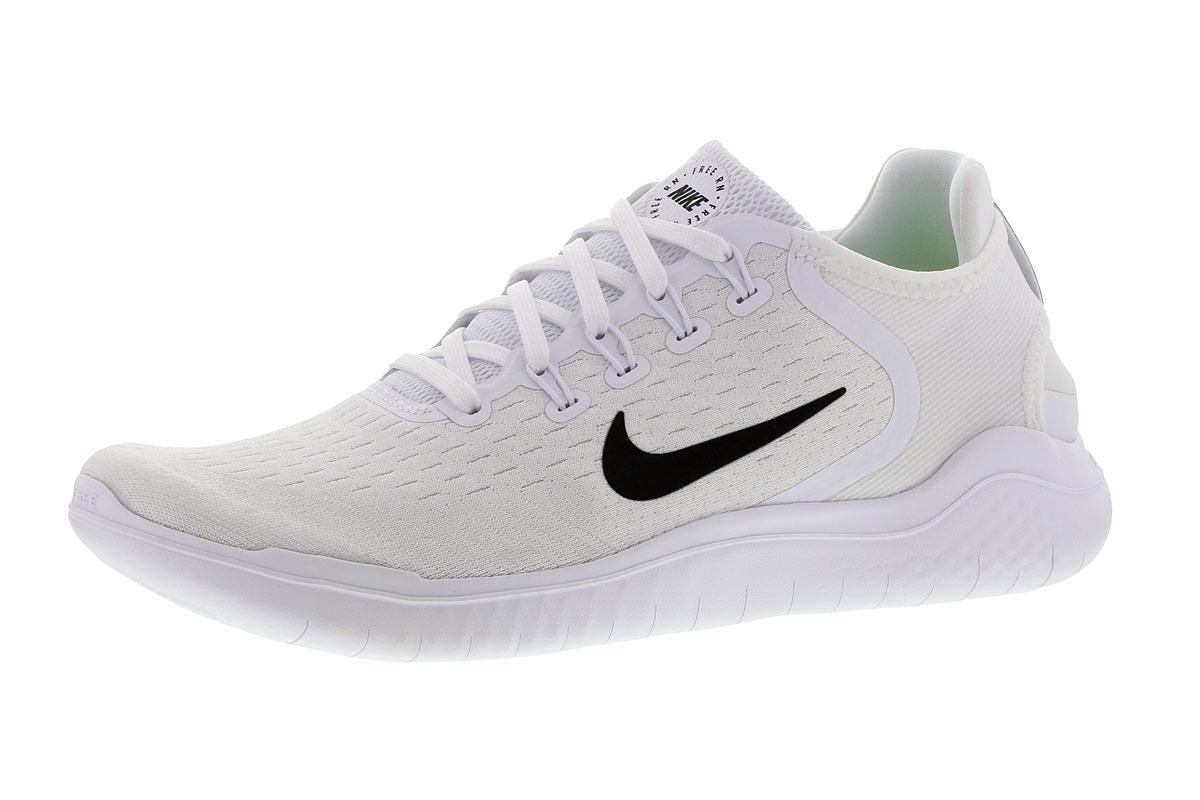 size 40 aefb9 ef0f9 Nike Free RN 2018 - Running shoes for Men - White   21RUN