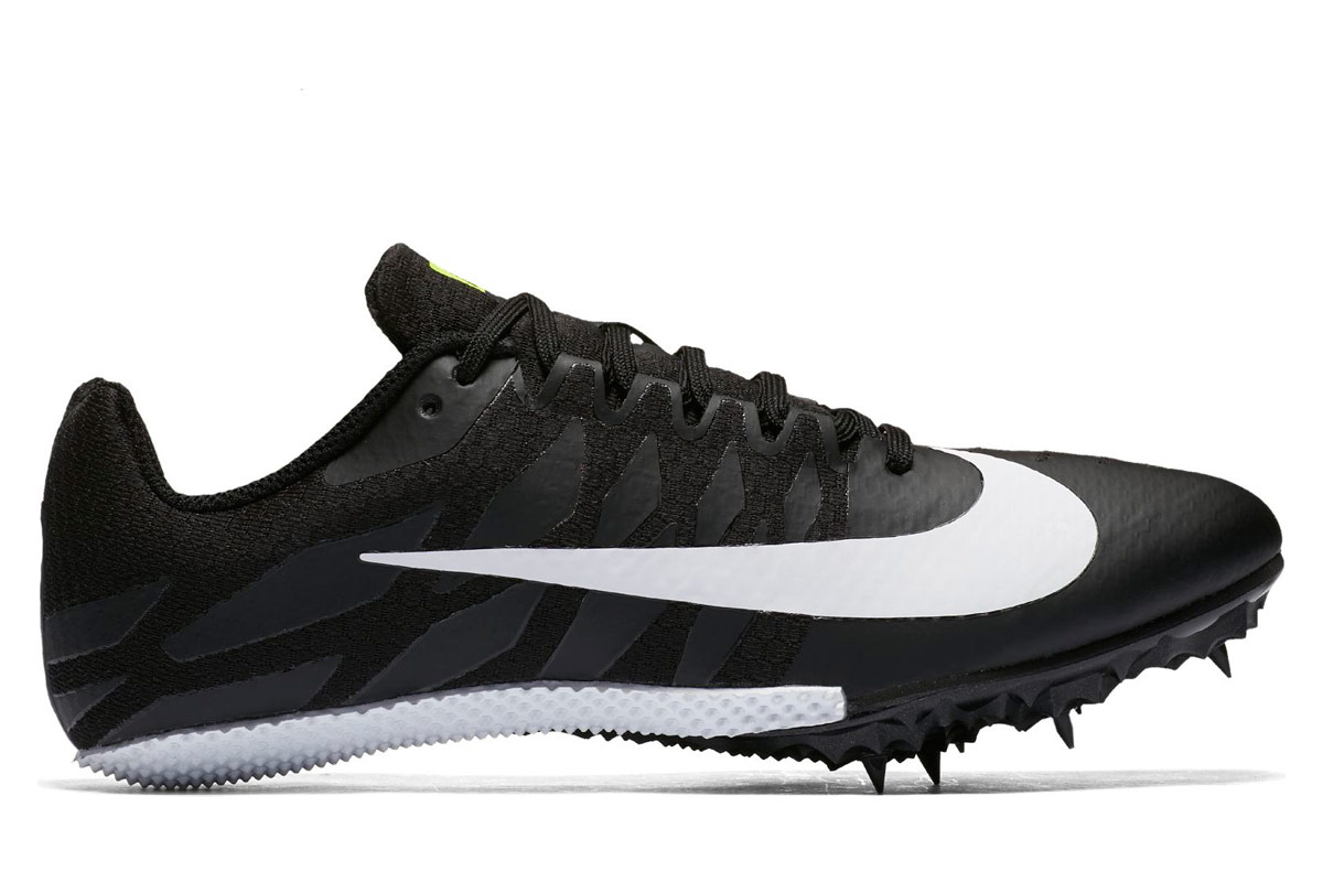 Chaussures Nike Femme Track Pour Spike Pointes 9 Zoom Rival S Noir 0N8mnvw