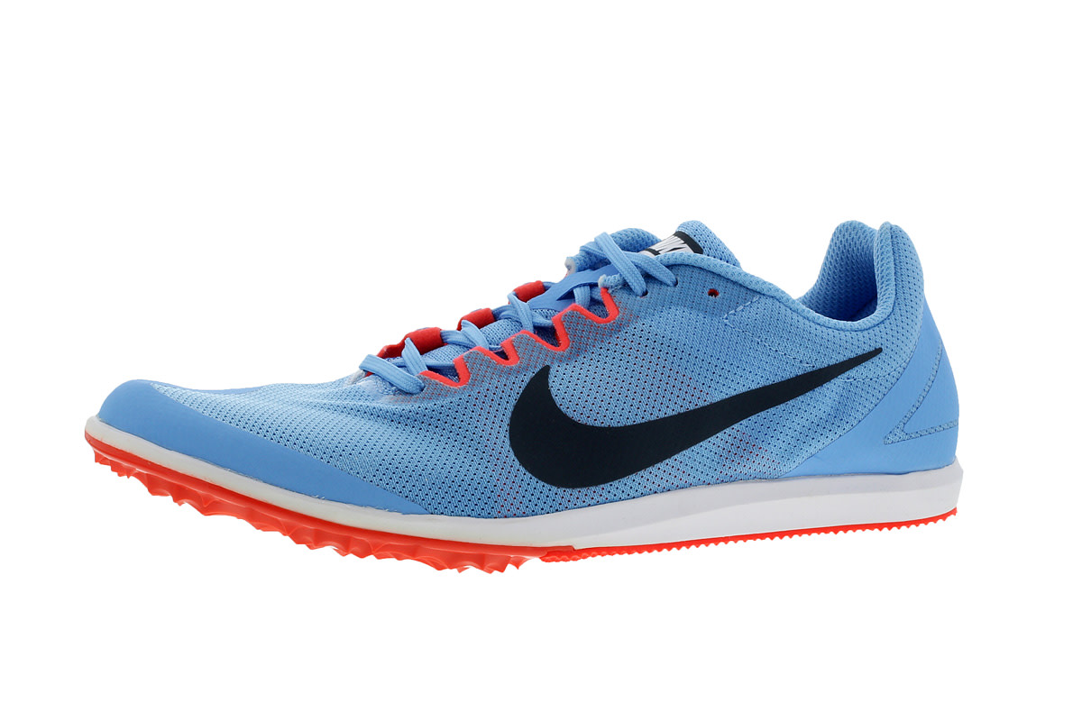 2bafe9eaa34 Nike Zoom Rival D 10 - Spikes for Men - Blue
