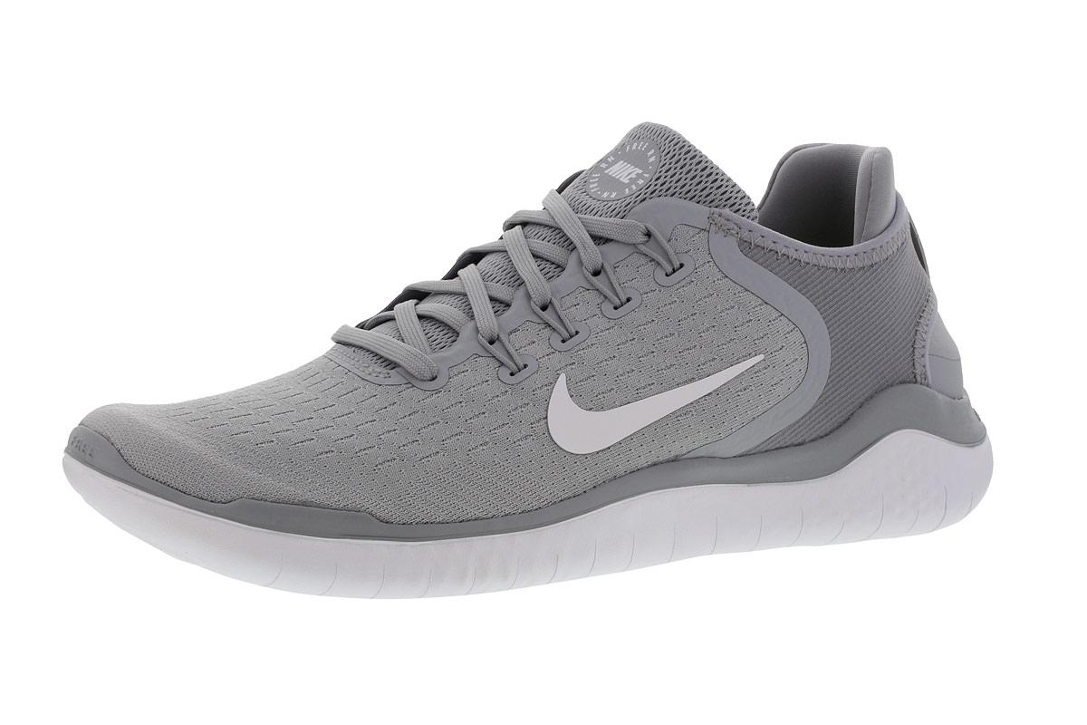 Nike FREE RN 2018 - Laufschuhe für Herren - Grau