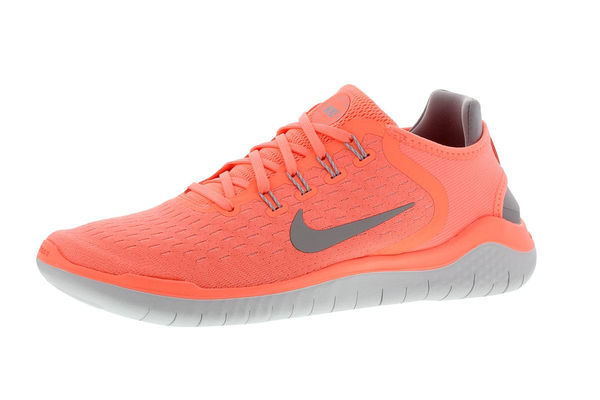 Nike Free RN 2018 - Laufschuhe für Damen - Orange
