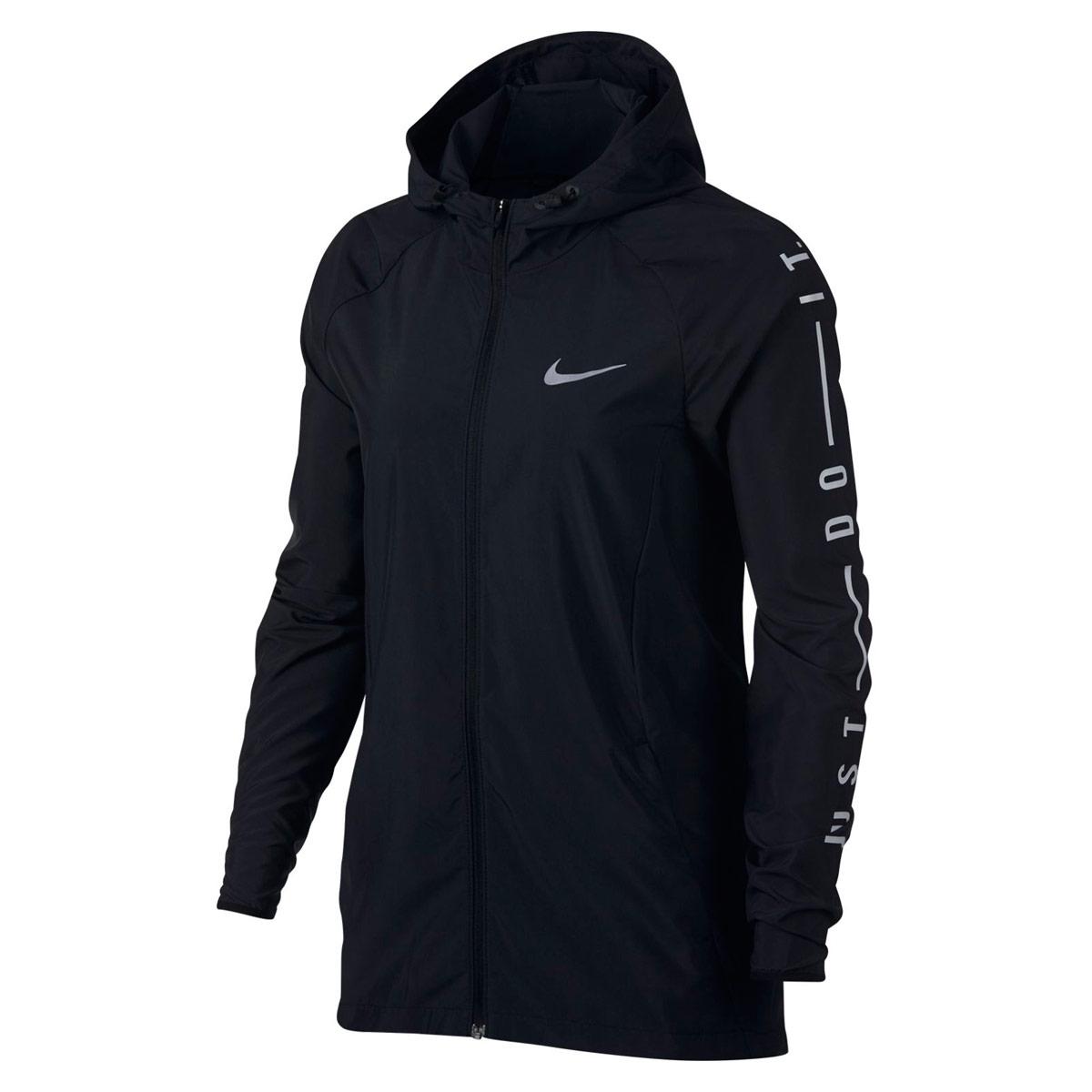 Essential Vestes Course Noir Femme Jacket Nike Pour Running sCBtrdxhQ