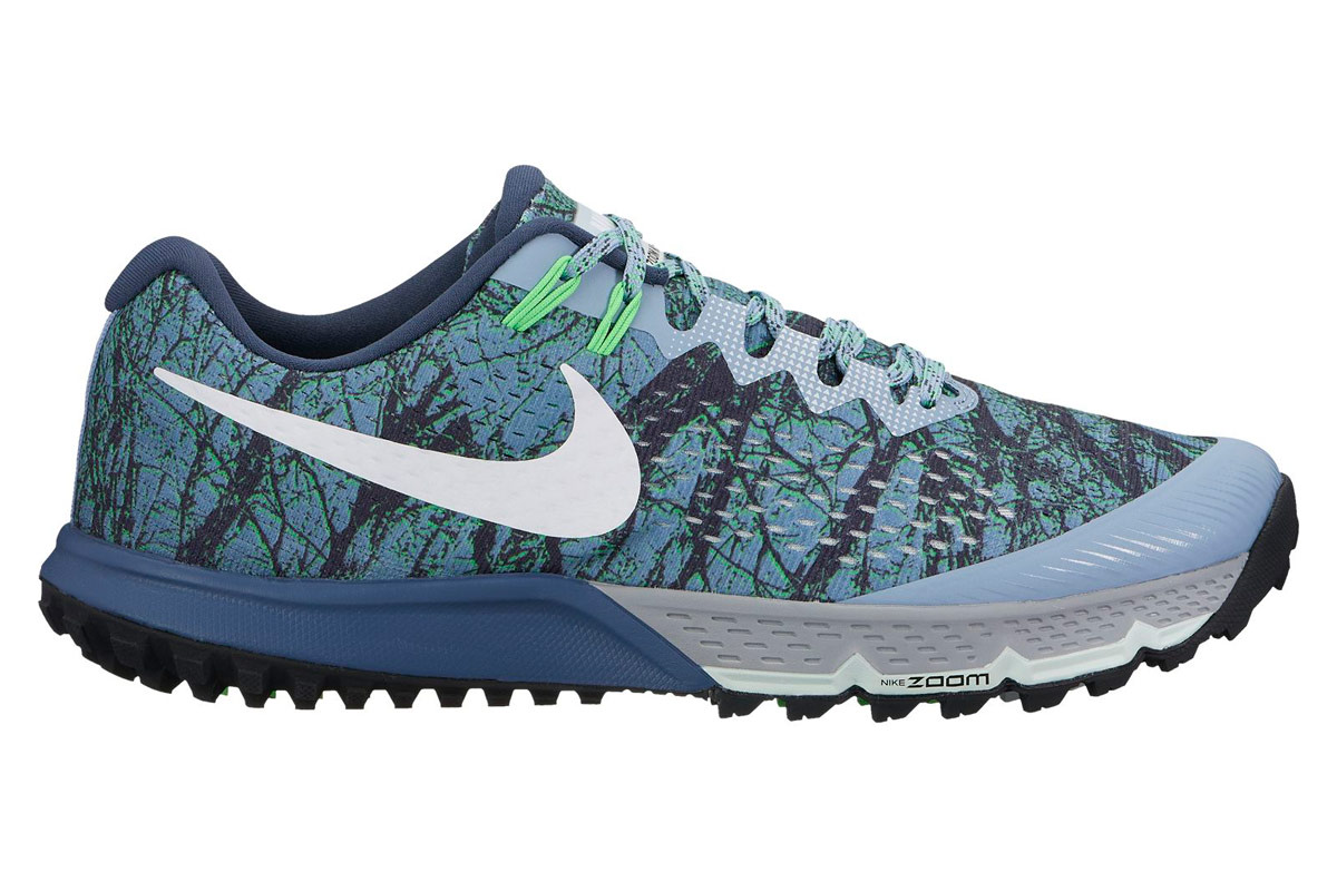 huge selection of 9a9ce 194e9 Nike Air Zoom Terra Kiger 4 - Running shoes for Men - Blue