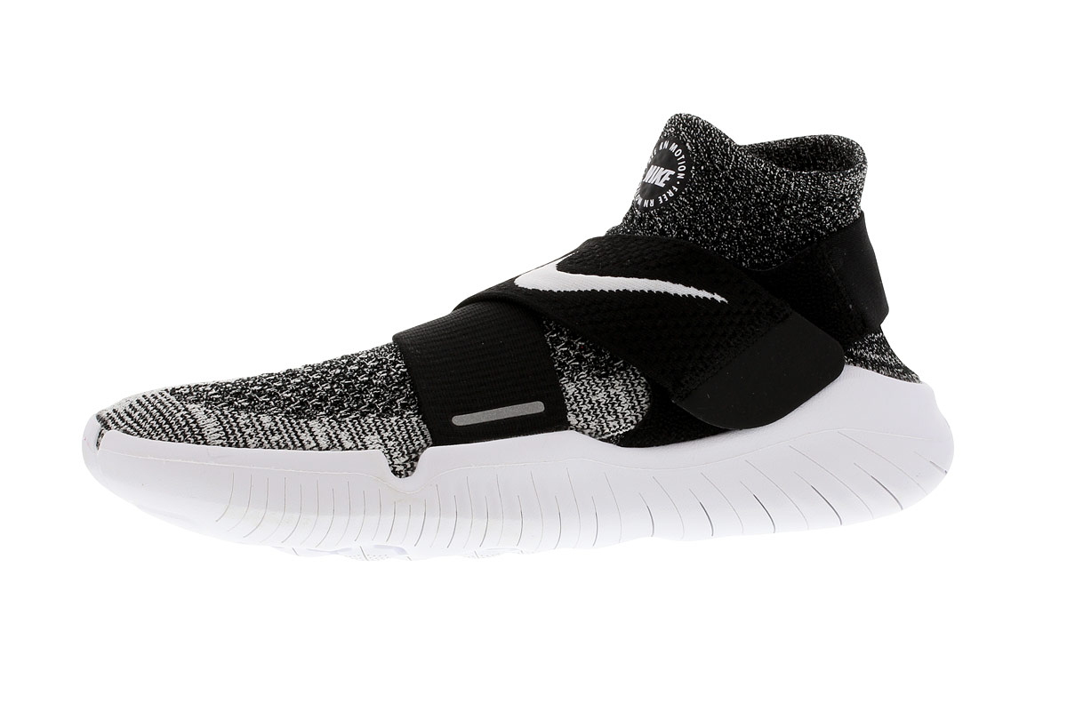 taille 40 5e2d3 44a0d Nike Free RN Motion Flyknit 2018 - Chaussures running pour Homme - Noir