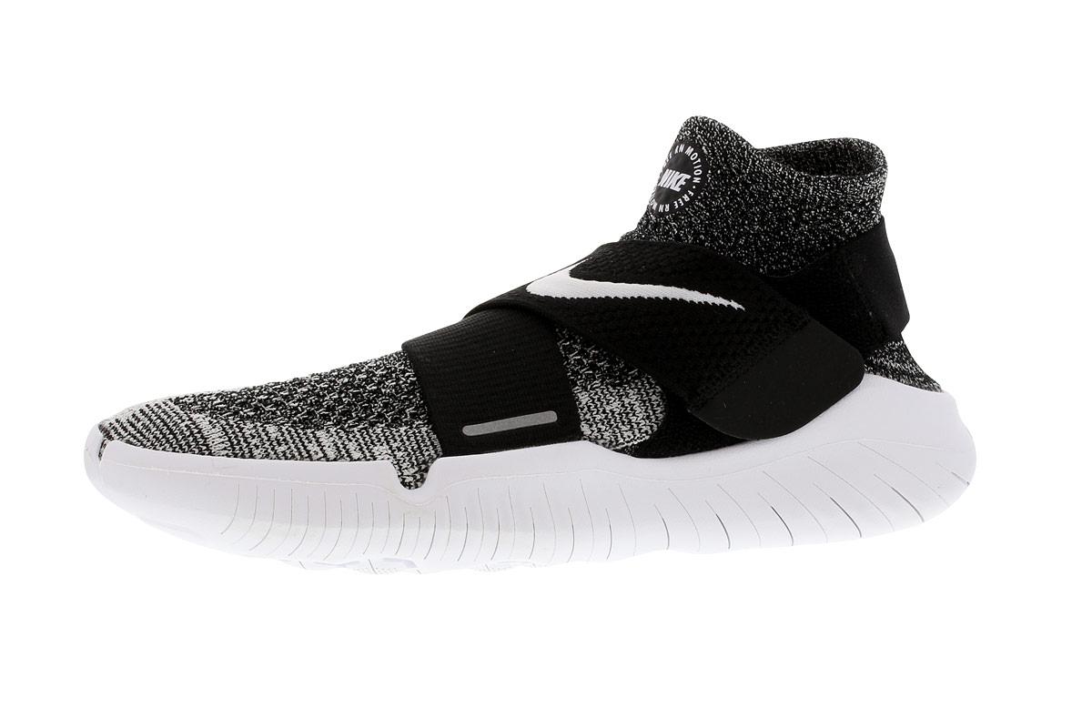 a87216b2f2 Nike Free RN Motion Flyknit 2018 - Running shoes for Men - Black | 21RUN