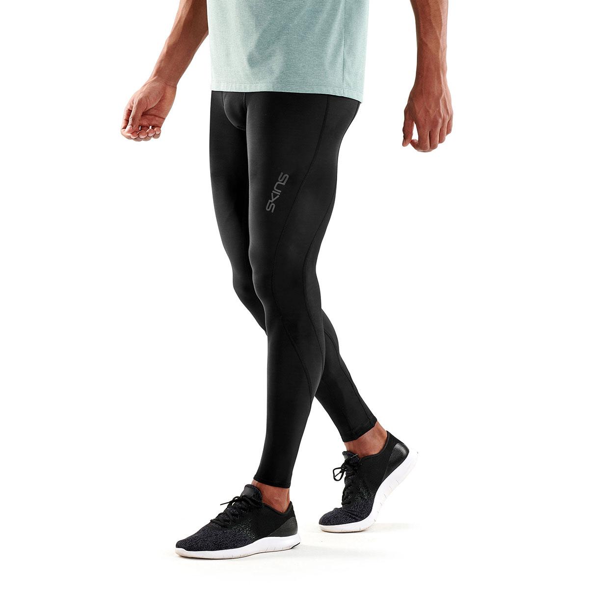 5b9dcf8460 Skins Dnamic-long Tights - Running trousers for Men - Black | 21RUN