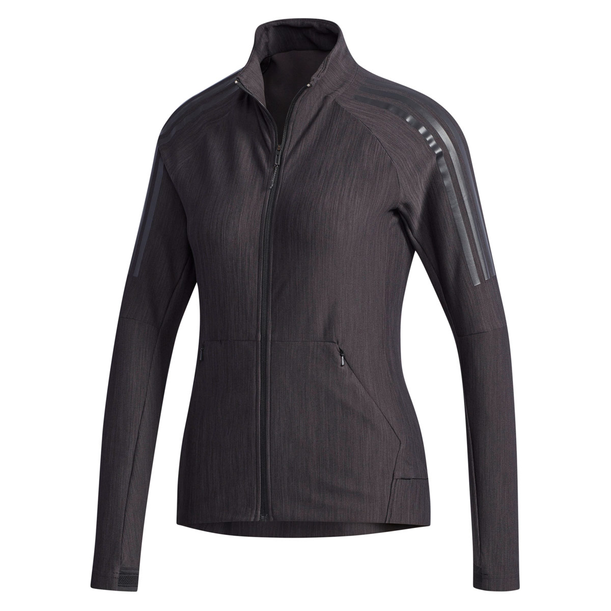adidas Climalite Jacke - Laufjacken für Damen - Grau
