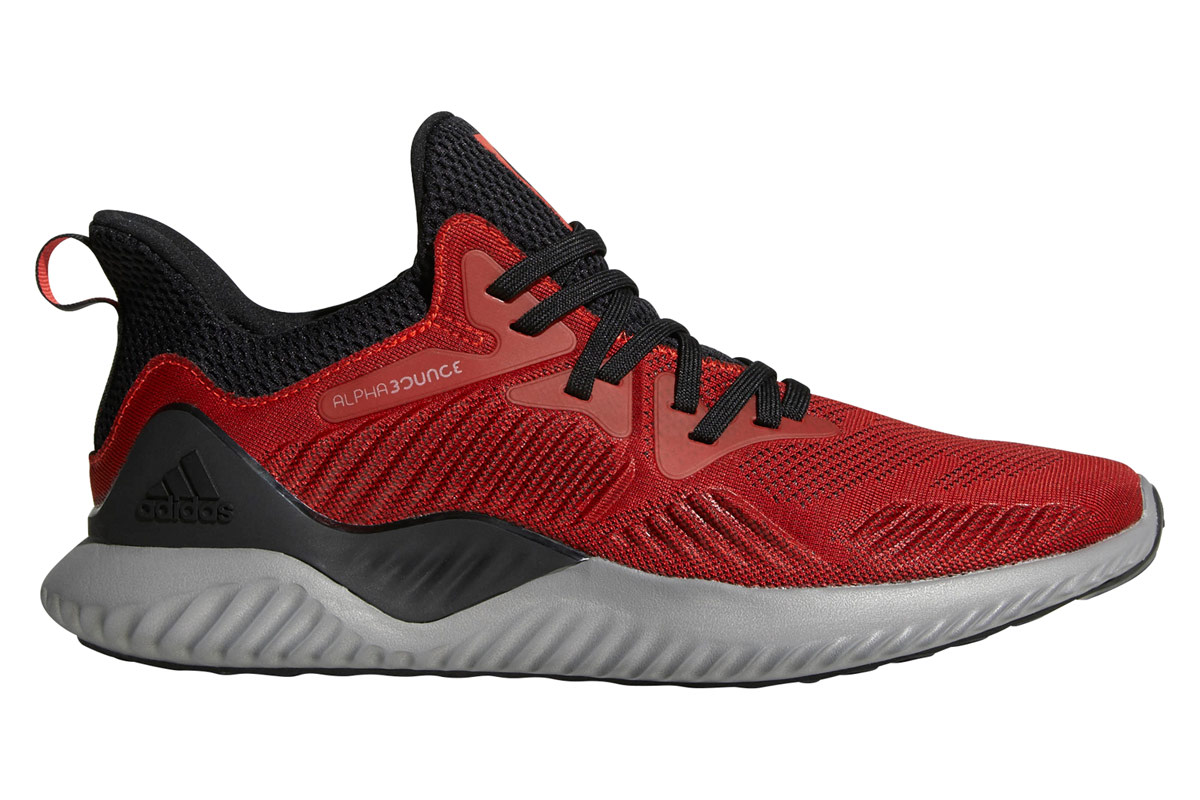 super popular 1fe38 d0597 adidas Alphabounce Beyond - Chaussures running pour Homme - Rouge  21RUN