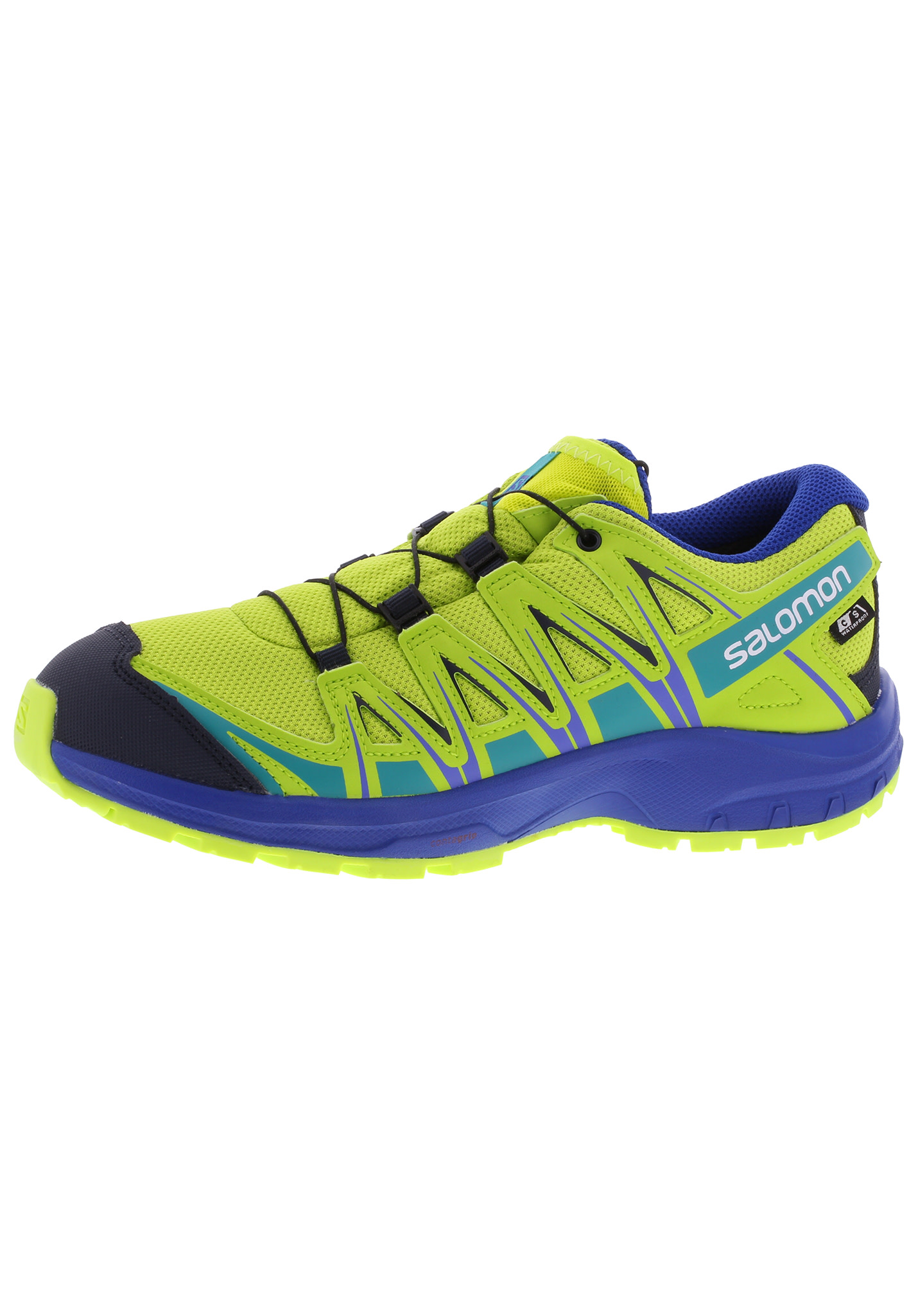 newest 5e57b 124ae Salomon XA Pro 3D CSWP - Running shoes - Green   21RUN