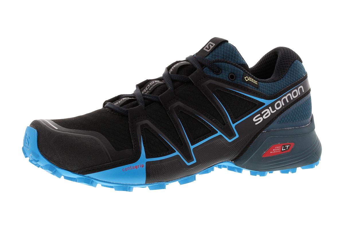 grande vente 87c36 bc5f3 Salomon Speedcross Vario 2 GTX - Running shoes for Men - Black