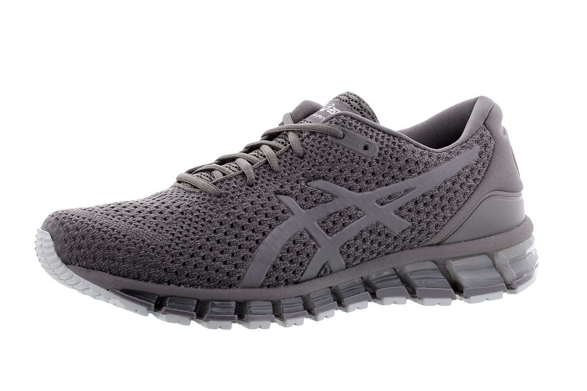 newest 98d83 fe68a ASICS GEL-Quantum 360 Knit 2 - Running shoes for Men - Grey