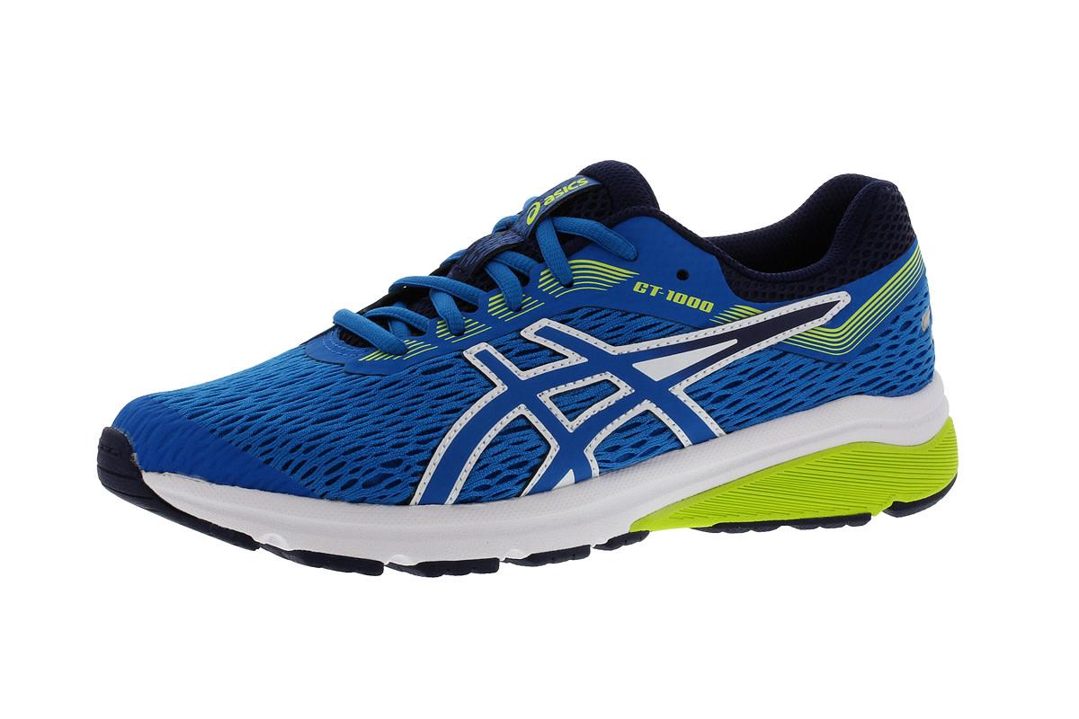 the best attitude 438a3 eb5d7 ASICS GT-1000 7 GS - Running shoes - Blue   21RUN