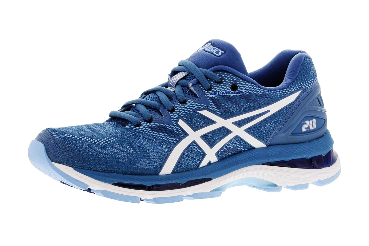 ASICS GEL-Nimbus 20 - Laufschuhe für Damen - Blau