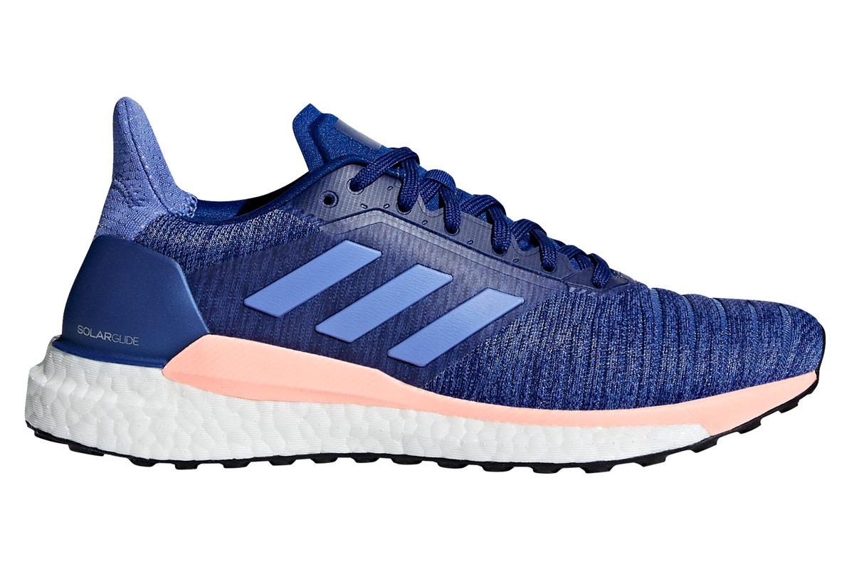 adidas Solar Glide - Laufschuhe für Damen - Blau